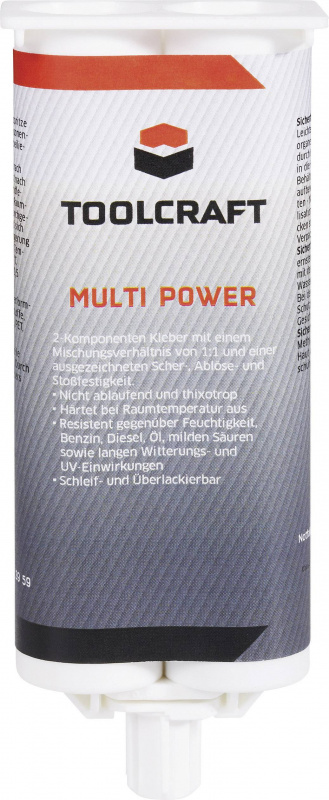 купить TOOLCRAFT MULTI POWER Zwei-Komponentenkleber MP3.K